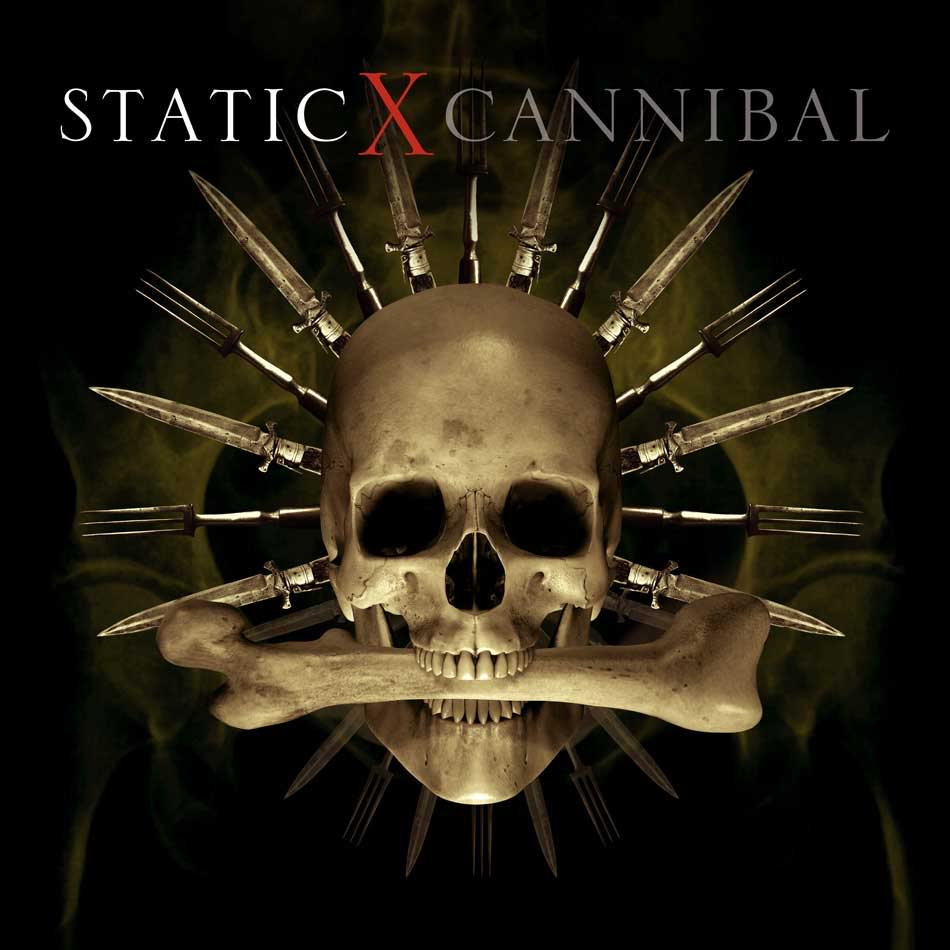 STATIC-X - Cannibal cover