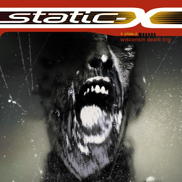 STATIC-X - Wisconsin Death Trip cover