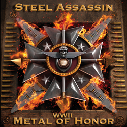 STEEL ASSASSIN - WWII: Metal of Honor cover