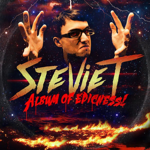 STEVIE T. - Album of Epicness cover