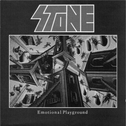 STONE - Emotional Playground cover