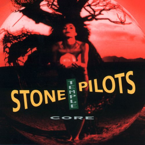 STONE TEMPLE PILOTS - Core cover
