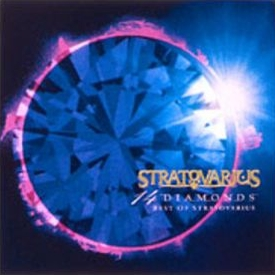 STRATOVARIUS - 14 Diamonds: Best Of cover