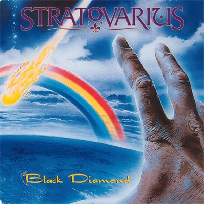 STRATOVARIUS - Black Diamond cover