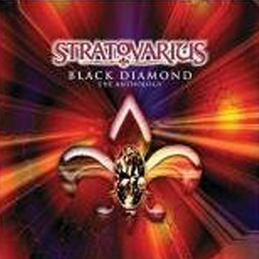 STRATOVARIUS - Black Diamond: The Anthology cover