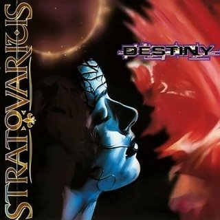 STRATOVARIUS - Destiny cover