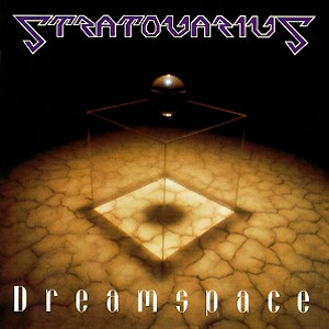 STRATOVARIUS - Dreamspace cover
