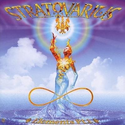 STRATOVARIUS - Elements Part 1 cover
