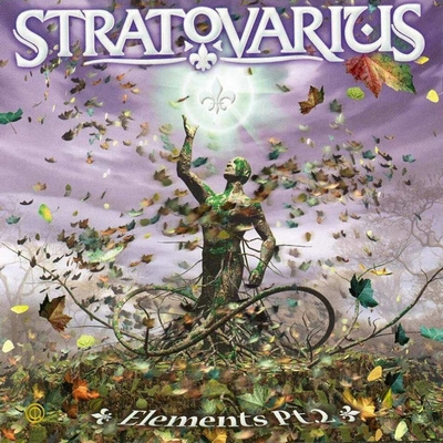 STRATOVARIUS - Elements Part 2 cover