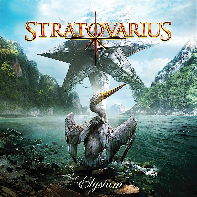STRATOVARIUS - Elysium cover