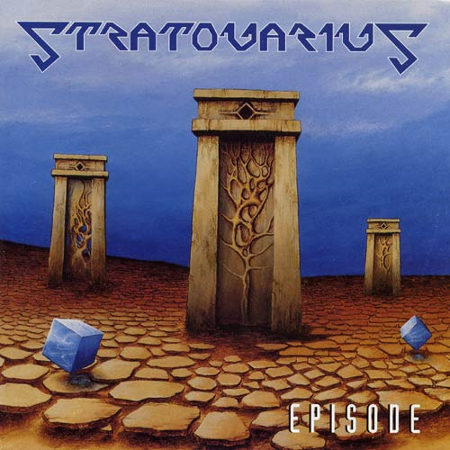 STRATOVARIUS - Episode cover