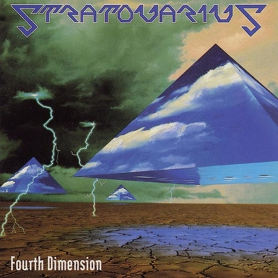 STRATOVARIUS - Fourth Dimension cover