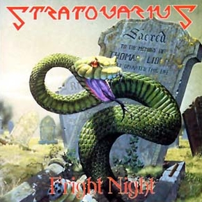 STRATOVARIUS - Fright Night cover