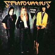 STRATOVARIUS - Future Shock cover