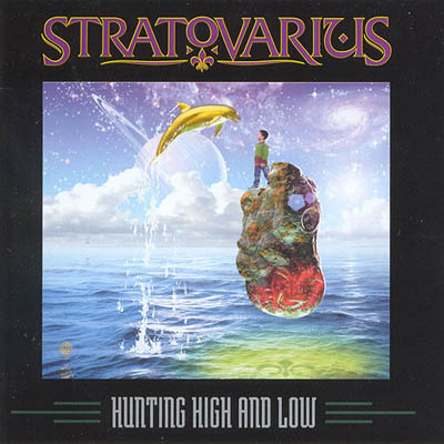 STRATOVARIUS - Hunting High And Low cover