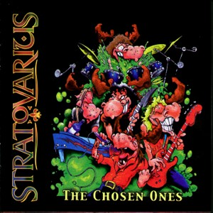 STRATOVARIUS - The Chosen Ones cover