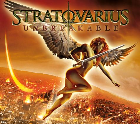 STRATOVARIUS - Unbreakable cover