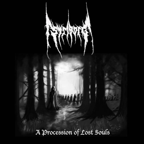 STRIBORG - A Procession of Lost Souls cover
