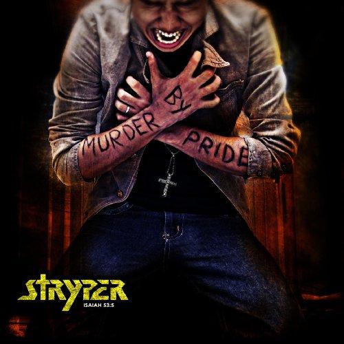 STRYPER - Murder By Pride cover