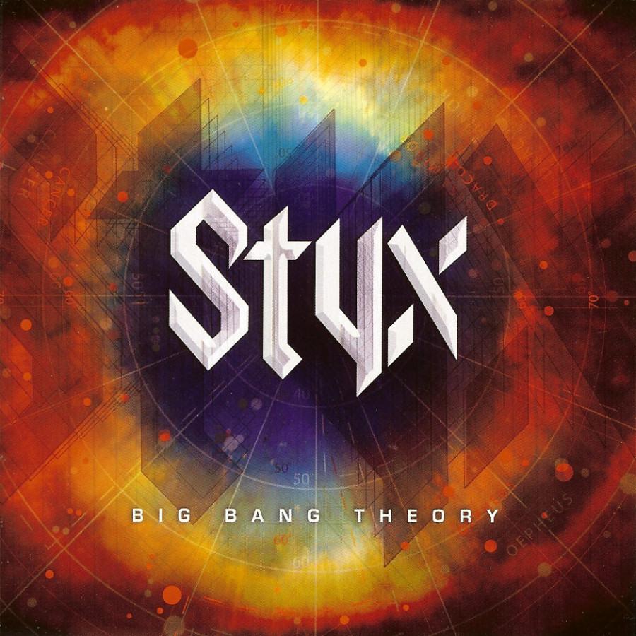 Big Bang 2 Album Cover Styx Big Bang Theory Cover