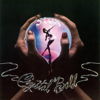 STYX - Crystal Ball cover