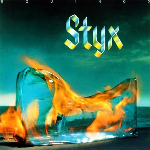 STYX - Equinox cover