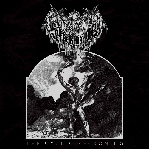 SUFFERING HOUR - The Cyclic Reckoning cover