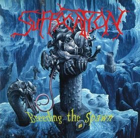 SUFFOCATION - Breeding the Spawn cover