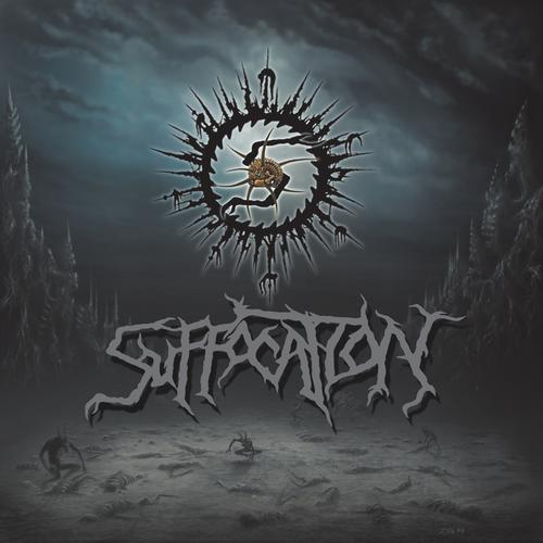 SUFFOCATION - Suffocation cover 