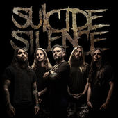 SUICIDE SILENCE - Suicide Silence cover