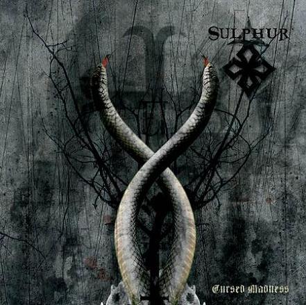 SULPHUR - Cursed Madness cover