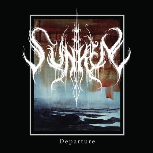 SUNKEN - Departure cover