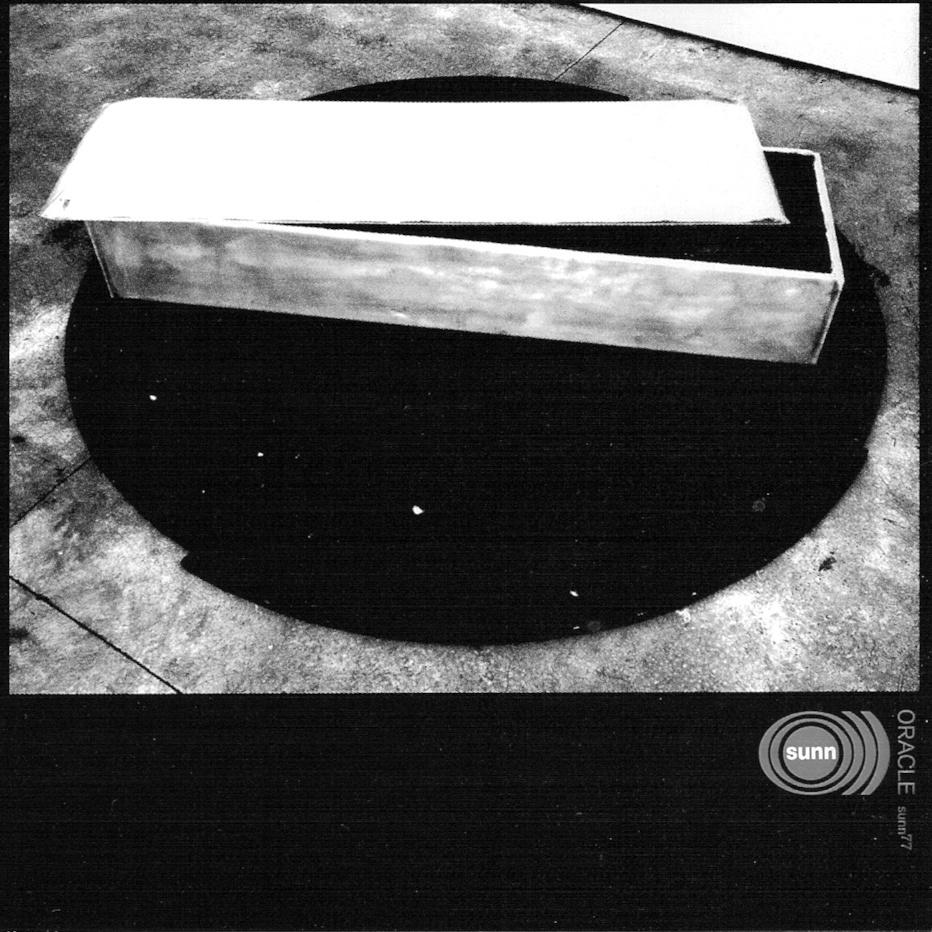 SUNN O))) - Oracle cover
