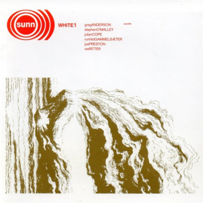 SUNN O))) - White1 cover