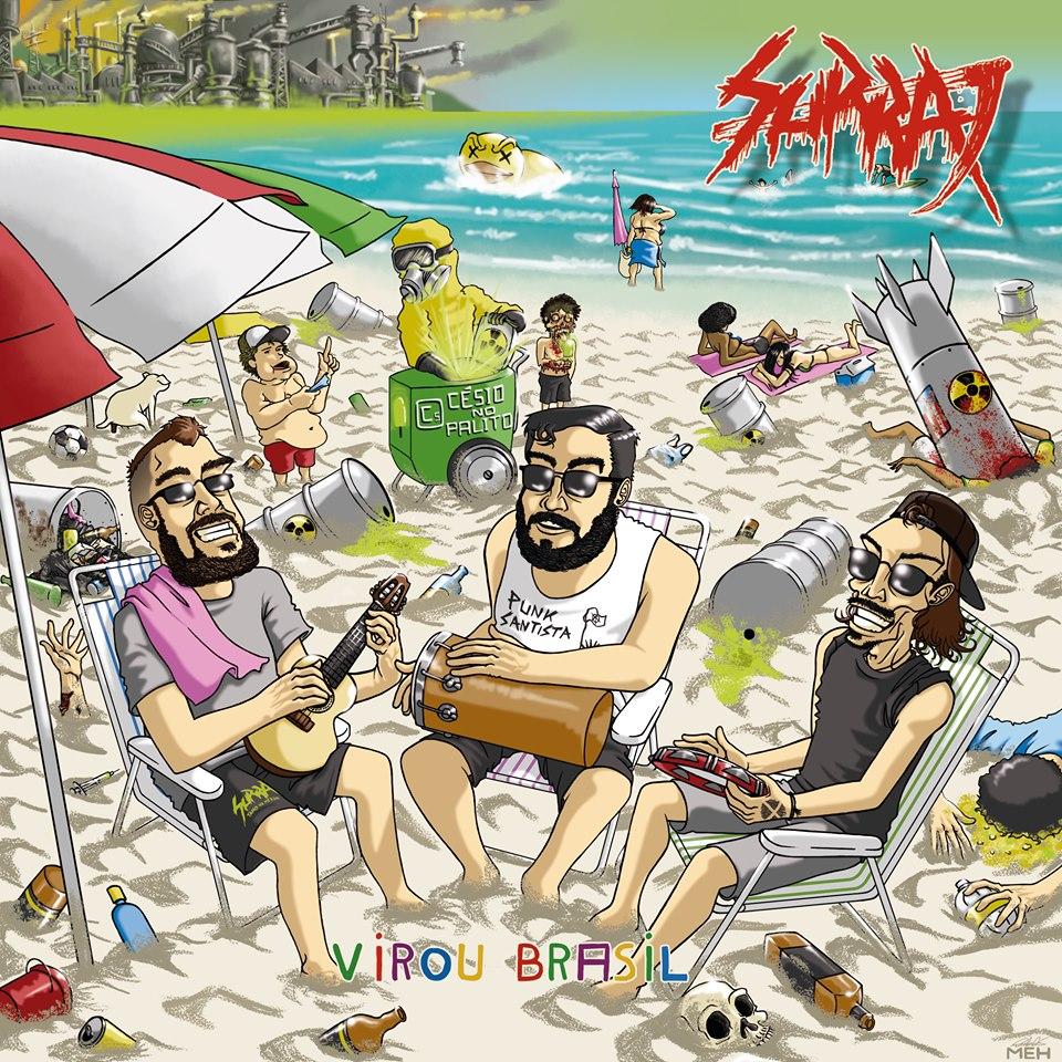 SURRA - Virou Brasil cover