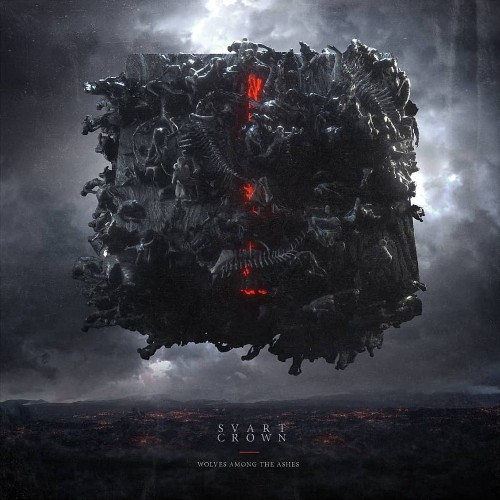 SVART CROWN - Wolves Among The Ashes cover
