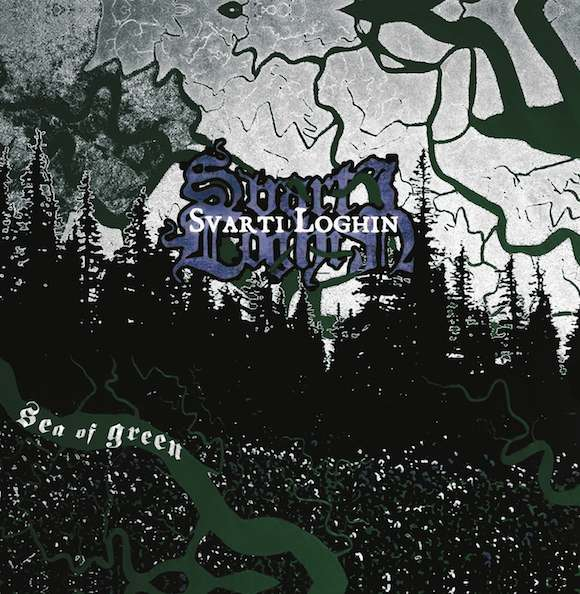 SVARTI LOGHIN - Sea of Green cover