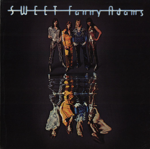SWEET - Sweet Fanny Adams cover