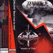 SWORDMASTER - Blood Must Be Shed / Wraths of Time cover