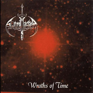 SWORDMASTER - Wraths of Time cover