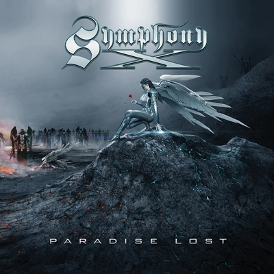 SYMPHONY X - Paradise Lost cover 