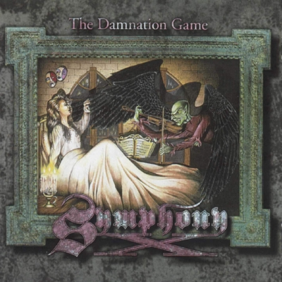 SYMPHONY X - The Damnation Game cover