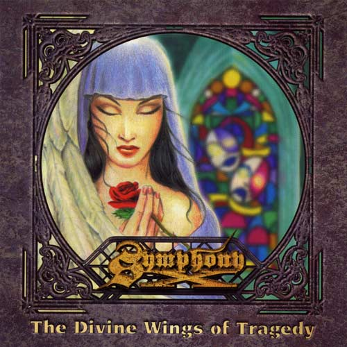 SYMPHONY X - The Divine Wings Of Tragedy cover