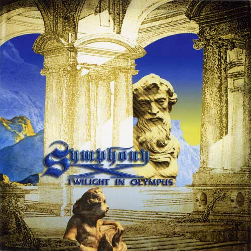 SYMPHONY X - Twilight In Olympus cover