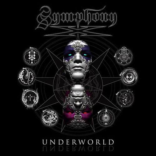 SYMPHONY X - Underworld cover