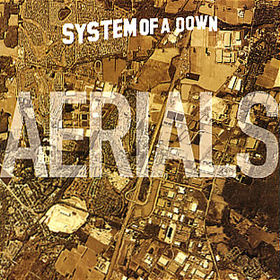SYSTEM OF A DOWN - Aerials cover