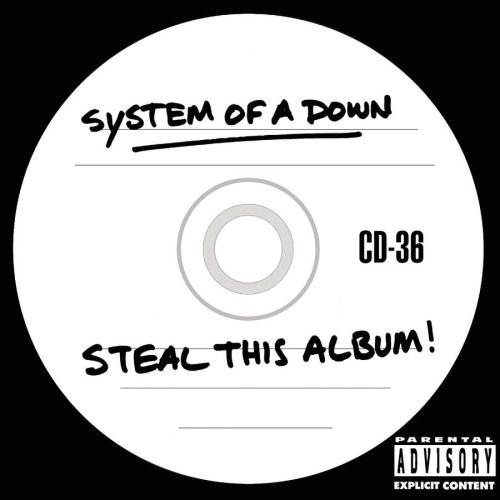 SYSTEM OF A DOWN - Steal This Album! cover