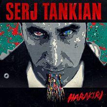 SERJ TANKIAN - Harakiri cover