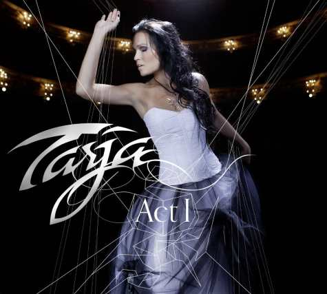 TARJA - Act I cover