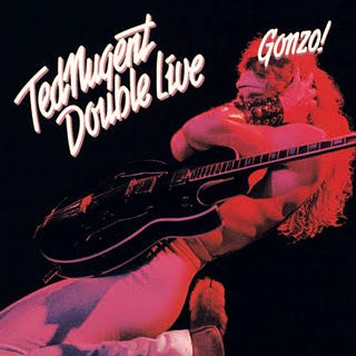 TED NUGENT - Double Live Gonzo! cover